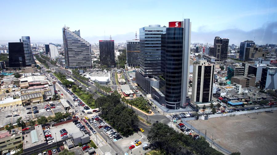 Centro Financiero San Isidro, Lima, Peru - ADI PERÚ